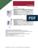 Ariston Water Heater Instant 2013-09-02