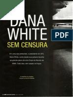 Dana White - Sem Censura