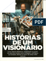 Jeff Bezos - Tecnologia Do Livro