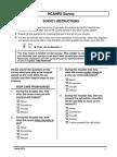 HCAHPS V9.0 Appendix a - Mail Survey Materials (English) March 2014_Ejemplo Encuesta Para Pacientes (Inglés)