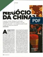 Tecnologia - Negócio Da China