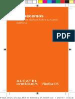 Alcatel OT-4012A One Touch Fire-Manual de Usuario