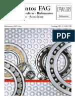 Catálogo Geral FAG - Rolamentos