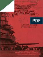 Army Aviation Digest - Jun 1957
