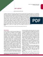 Diabesity- Therapeutic Options