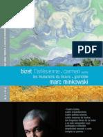 Libro-disco Minkowski La Arlesiana Carmen (1)