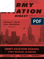 Army Aviation Digest - Jan 1957