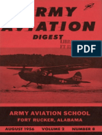 Army Aviation Digest - Aug 1956