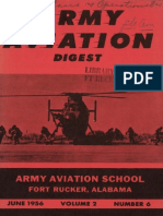 Army Aviation Digest - Jun 1956