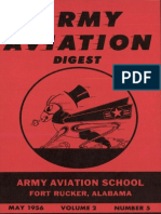 Army Aviation Digest - May 1956