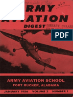 Army Aviation Digest - Jan 1956