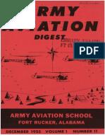 Army Aviation Digest - Dec 1955