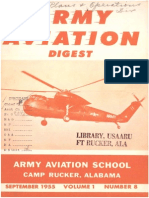 Army Aviation Digest - Sep 1955