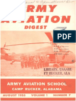 Army Aviation Digest - Aug 1955