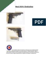 Pistola Star Mod