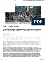 The Pygmies' Plight _ People & Places _ Smithsonian
