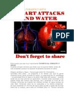 Infarto Al Corazón y Agua