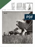 Vintage Airplane - Jun 1973