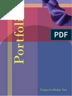 Portfolio Project - Visual Communications
