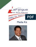 Michael LaFargue for 9th Ward Alderman