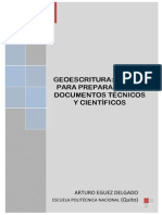 Manual Geoescritura