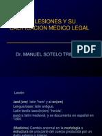 USJB Reconocimiento Medico Legal Lesiones