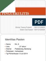 BST – Pinguekulitis