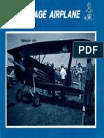 Vintage Airplane - Feb 1974