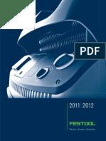 Festool Catalog 2011 12