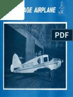 Vintage Airplane - Jan 1974