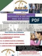 TematicoConferenciaMotivacionJuvenil