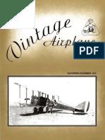 Vintage Airplane - Nov 1975