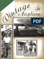 Vintage Airplane - Sep 1975