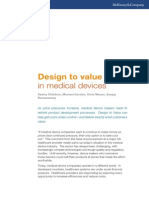 774172 Design to Value in Medical Devices1