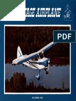 Vintage Airplane - Oct 1976