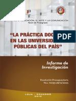 Libro Electronico Del Informe Final