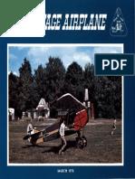 Vintage Airplane - Mar 1976
