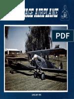 Vintage Airplane - Jan 1976