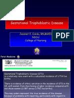 Gestational Trophoblastic Disease ppt