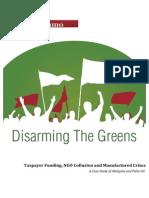 DisarmingTheGreens Libertiamo Palm Oil Report