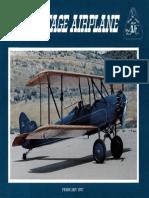 Vintage Airplane - Feb 1977