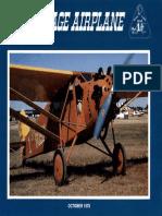 Vintage Airplane - Oct 1978