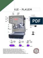 Manuale Uso Pl41em