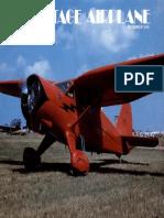 Vintage Airplane - Dec 1979