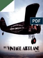 Vintage Airplane - Aug 1979