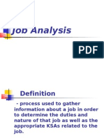 Job Analysis1