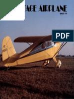Vintage Airplane - Mar 1979