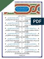 al-Istighatha al-Ghawthiyya ma'a al-Tarjama al-Arwiyya