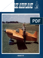Vintage Airplane - Feb 1979