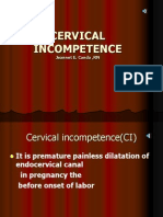 Cervical Incompetence ppt